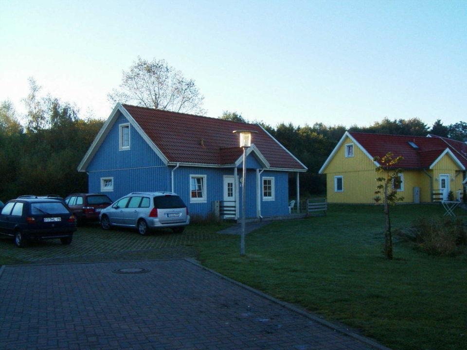 Wohnhaus Ferienpark Kreidesee