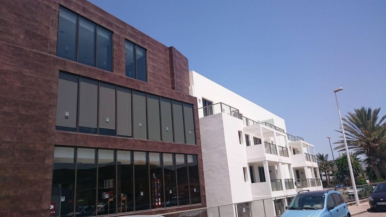 Hotel von der seite r2 design bahia playa in tarajalejo for Design hotels spanien