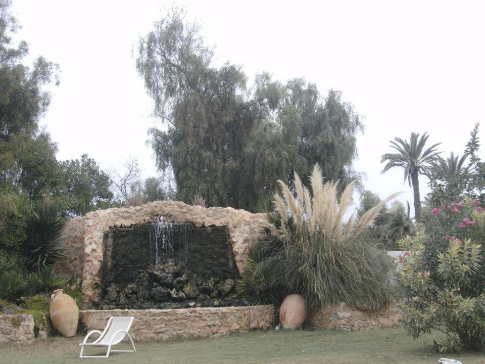 Brunnen Hotel Seabel Aladin Djerba