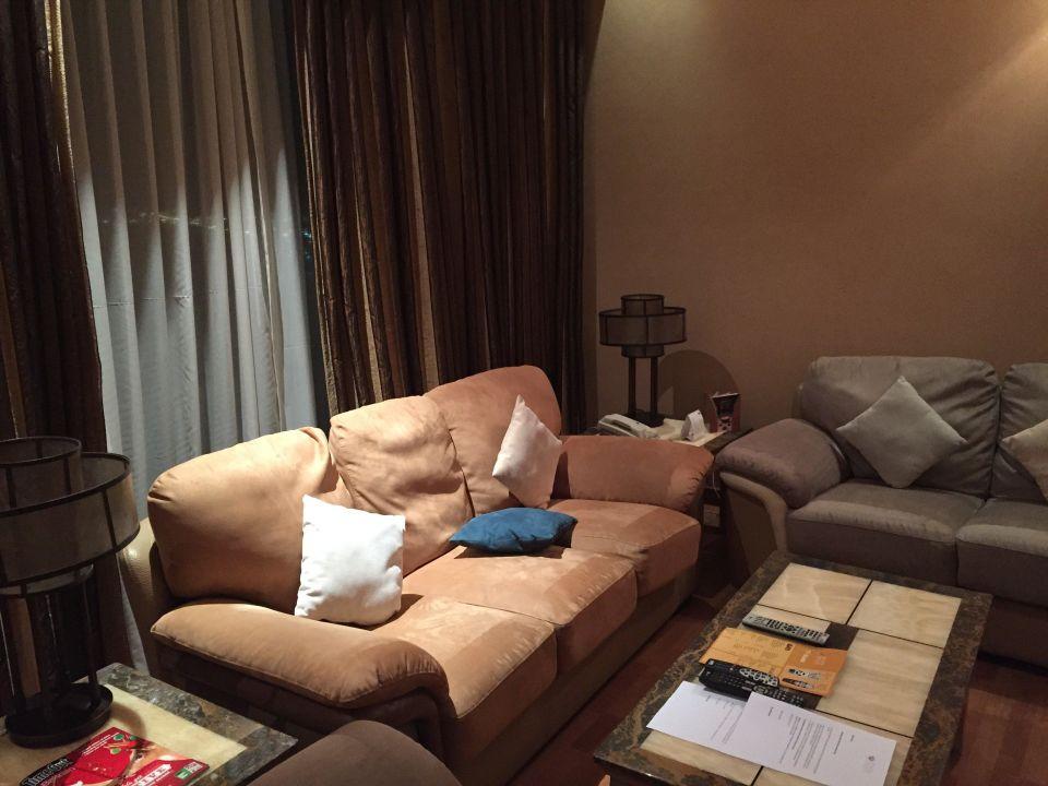Wohnzimmer Hotel Elite Resort & Spa