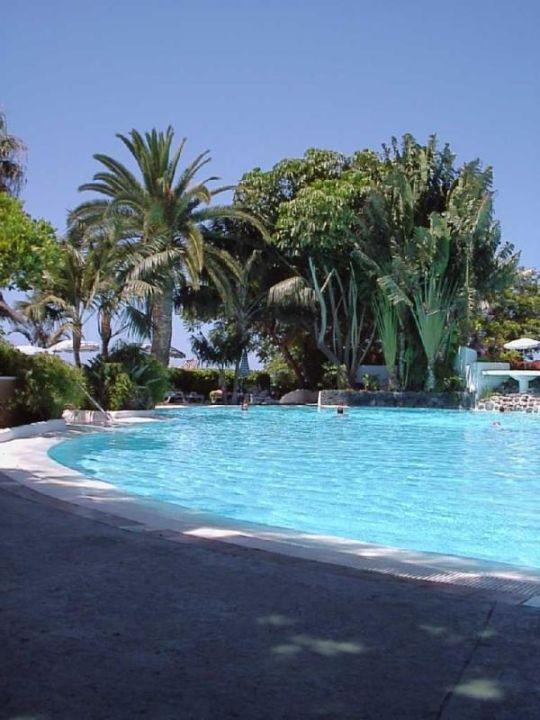 Pool Hotel Jardin Tecina