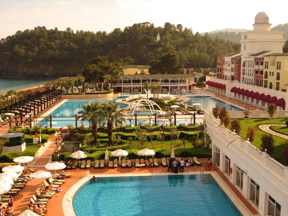 Beheizter salzwasser pool und hauptpool amara dolce vita luxury tekirova holidaycheck - Pool salzwasser ...