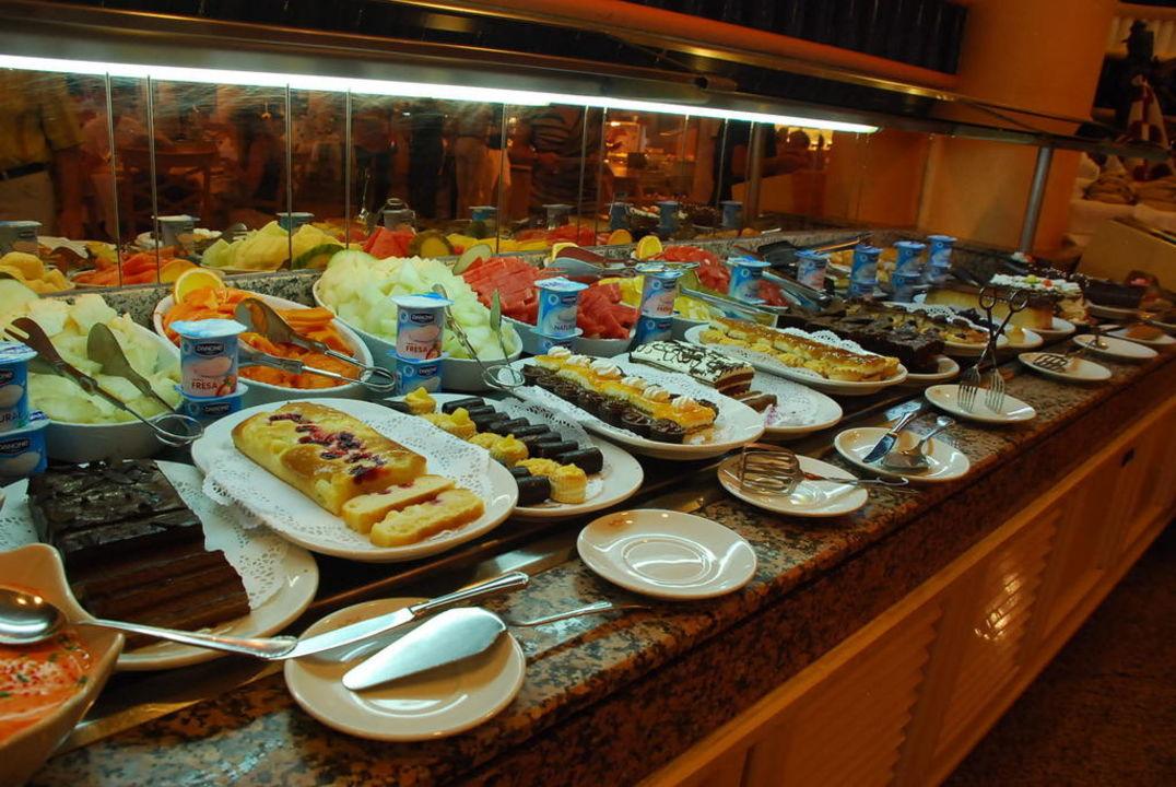 Buffet Hotel Riu Palace Jandia Morro Jable Holidaycheck