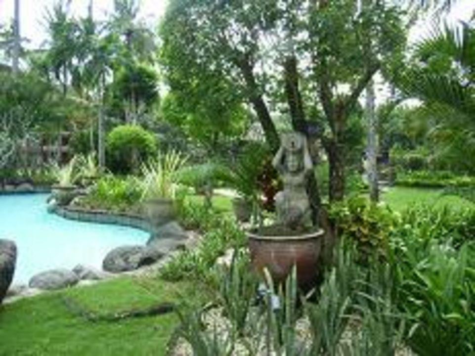 Garten im Sheraton Laguna The Laguna A Luxury Collection Resort & Spa