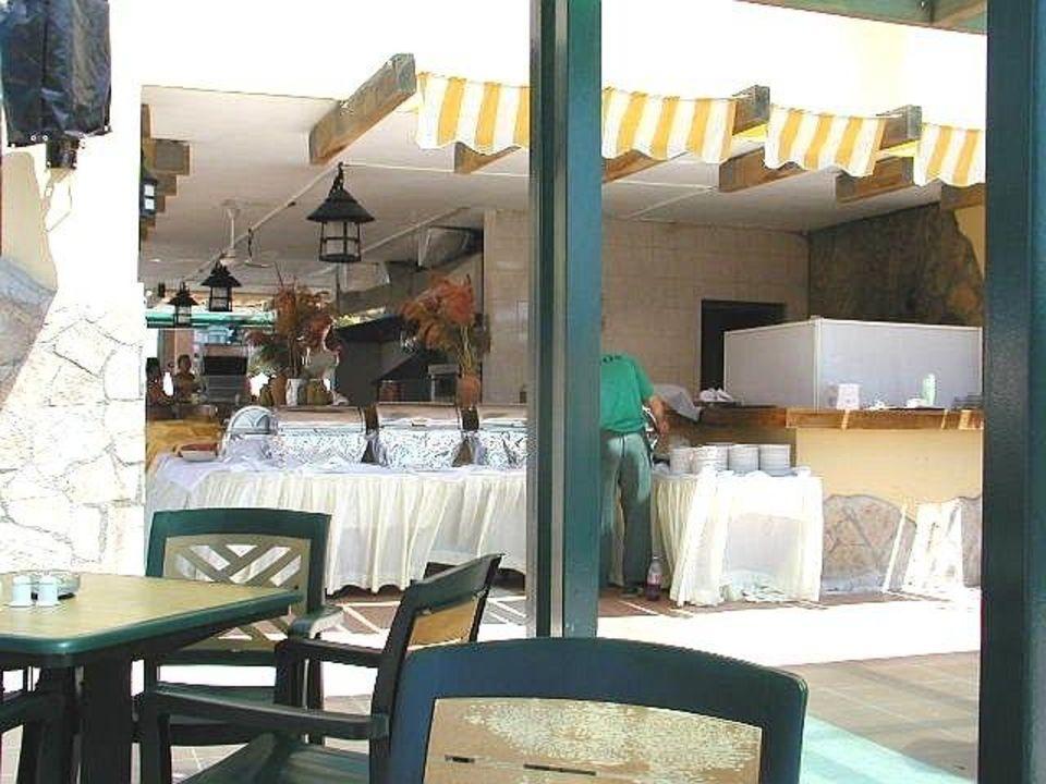 Strandrestaurant Washington Resort & SPA