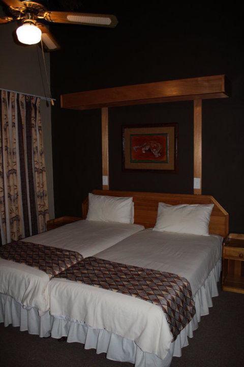 Good night Hotel Hannah Lodge