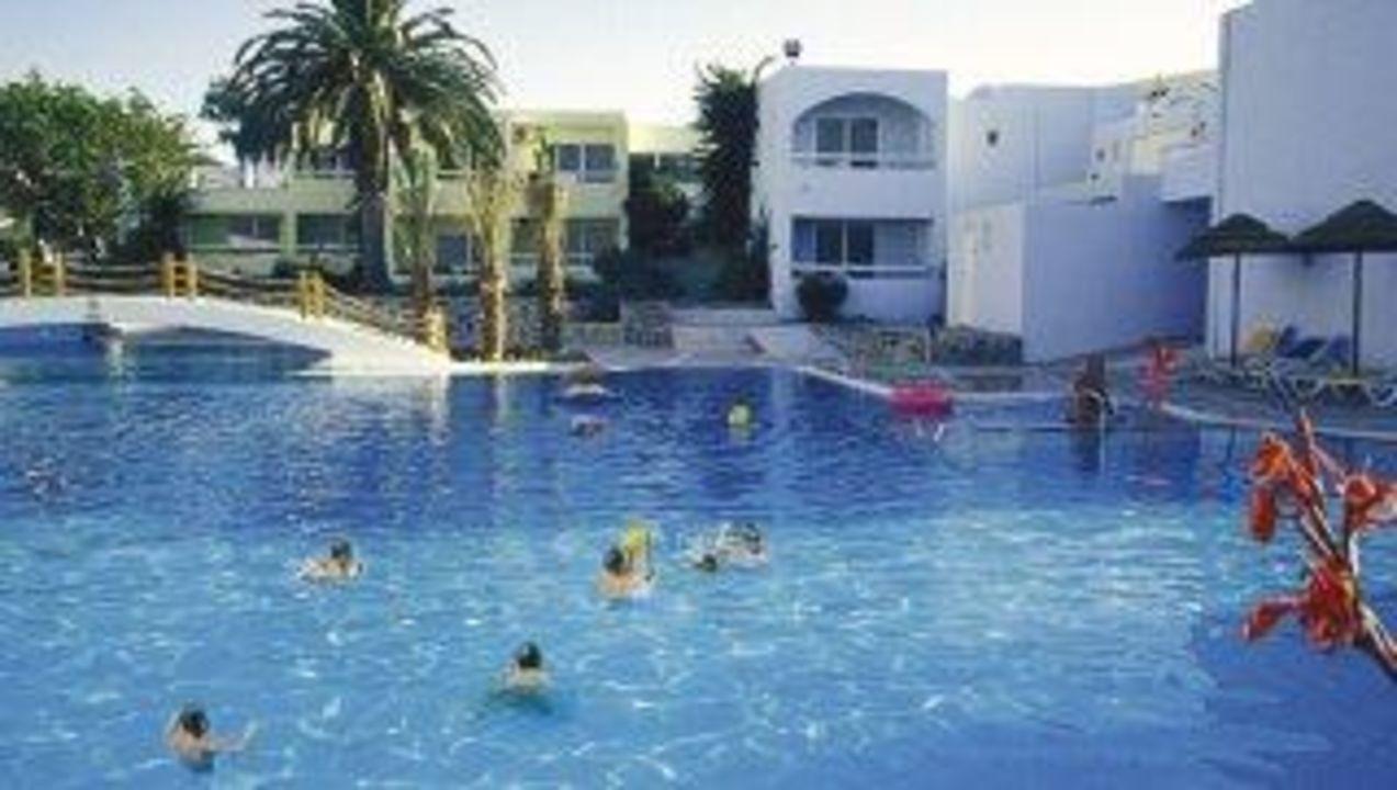 Pool Avra Beach Resort Hotel & Bungalows