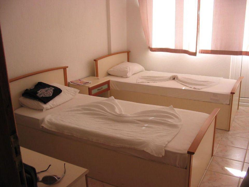Elternschlafzimmer im Anex des Hane Hotel Hane Hotel