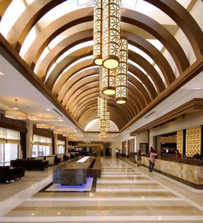 Lobby Diamond Beach Hotel & Spa