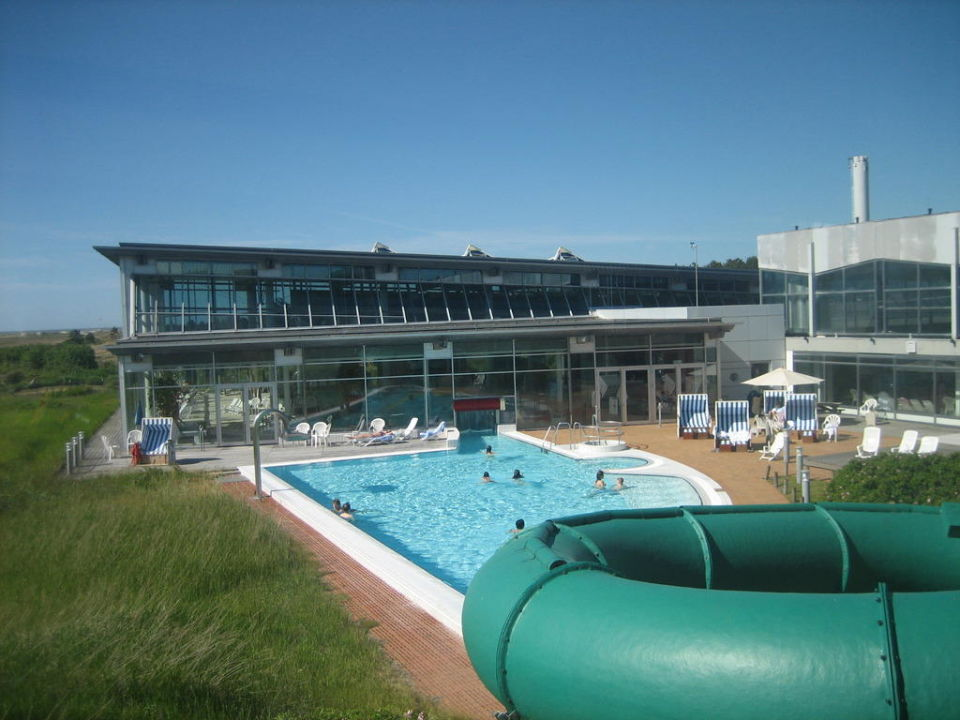 """Dünentherme"" Strandgut Resort (St. Peter-Ording"