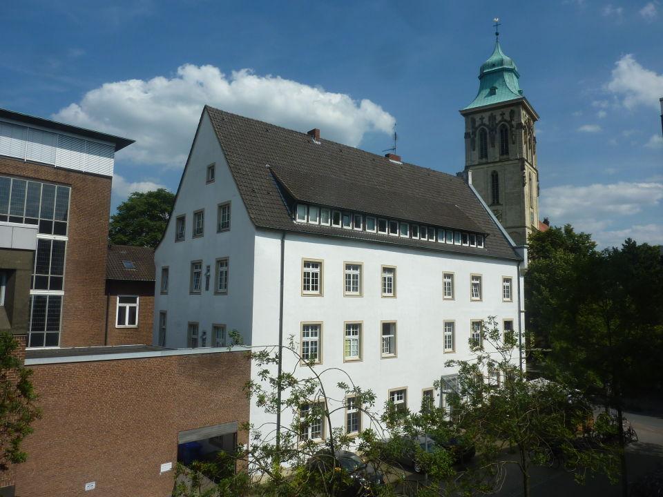 Ausblick Hotel International am Theater
