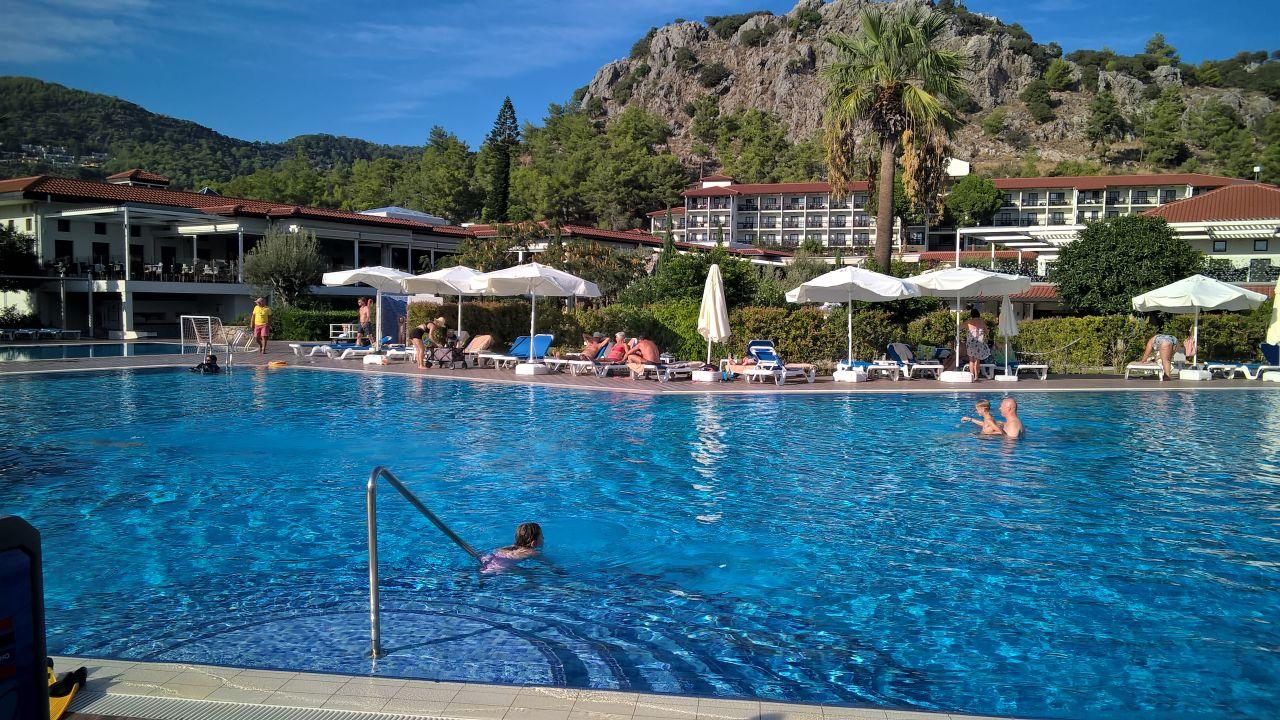 Pool TUI BLUE Sarigerme Park