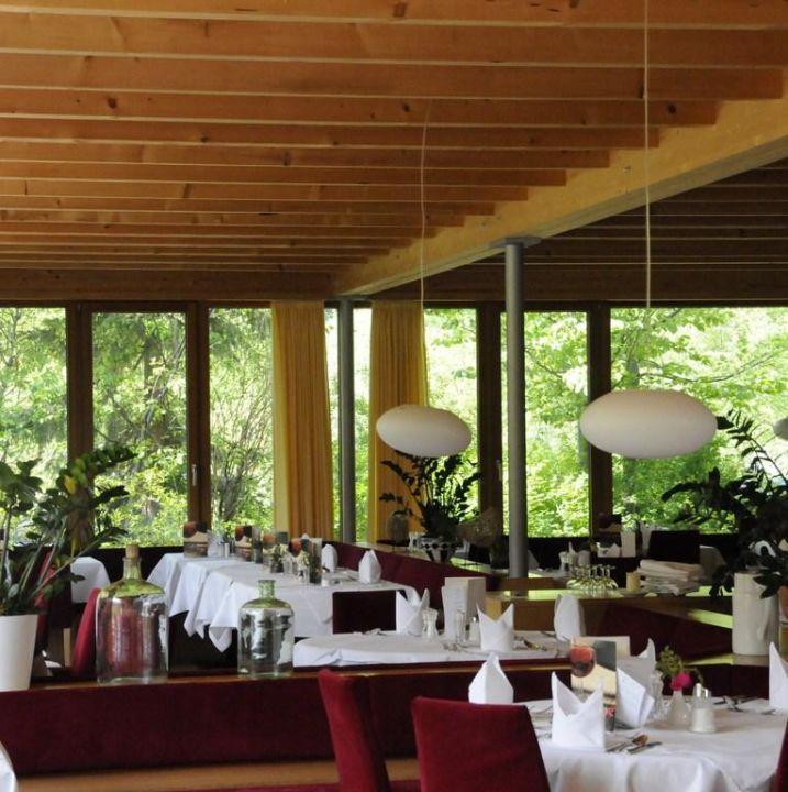 Restaurant Gesundhotel Bad Reuthe Bezau Holidaycheck