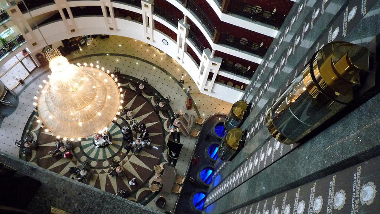 Hotelhalle Hotel Delphin Palace