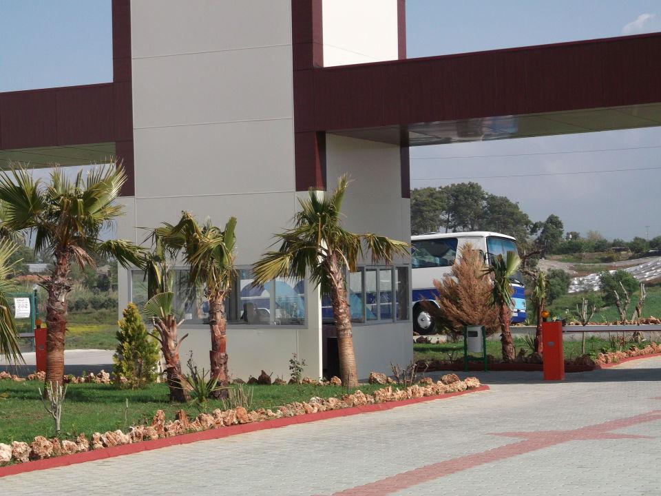 Anlage vom Hotel Cenger Beach Resort & Spa