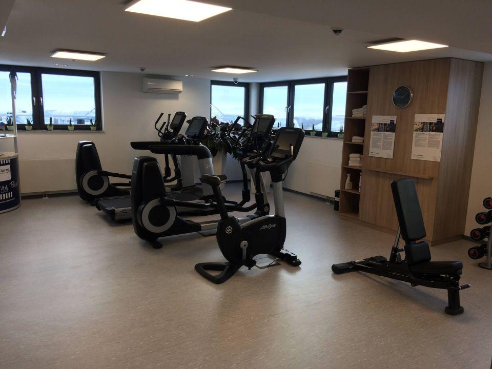 Fitnessraum Essential By Dorint Stuttgart Airport Leinfelden
