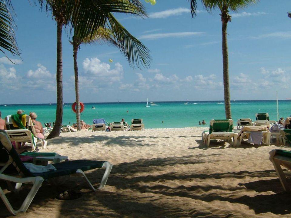 Hotelstrand RIU Yucatan Hotel Riu Yucatan