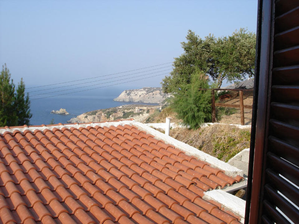 Panoramablick vom Balkon aus Villa Bellevue
