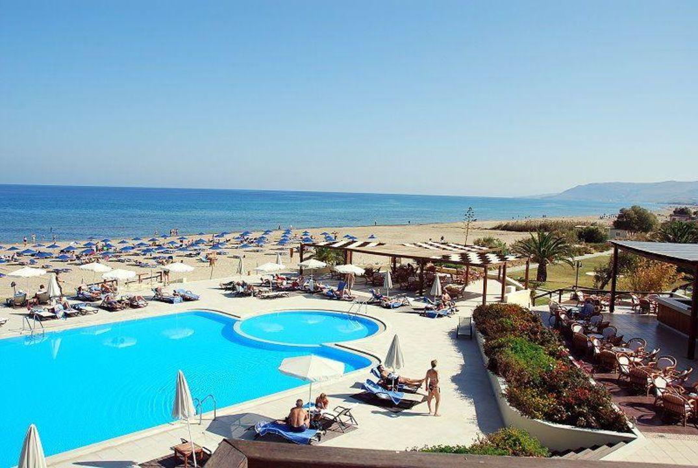 Kreta Hotel Pilot Beach
