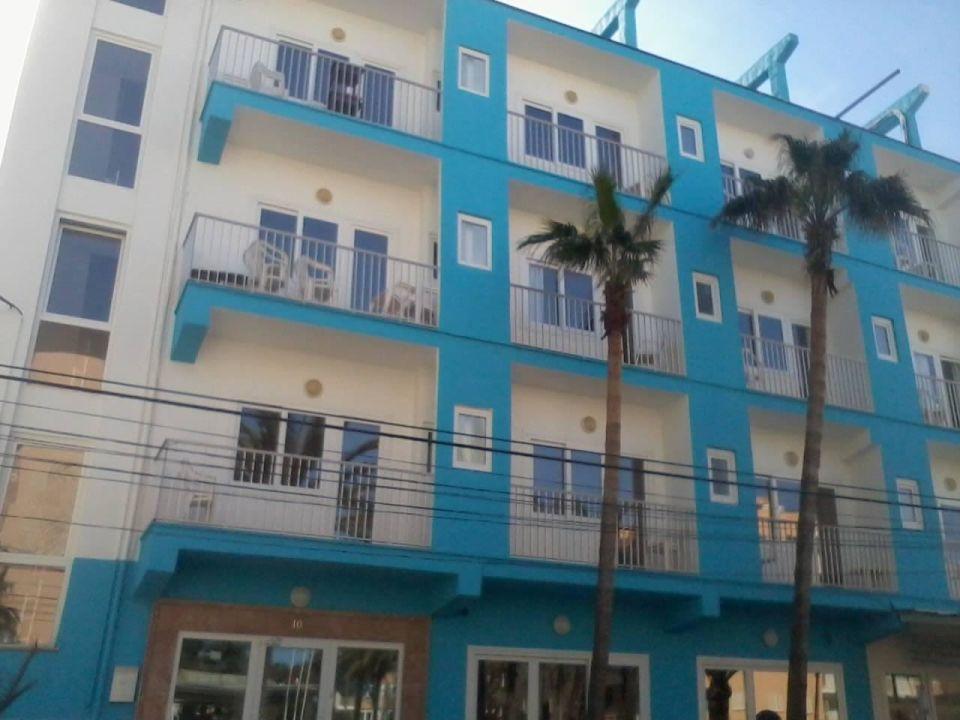 Schönes Hotel Hostal Playa De Palma