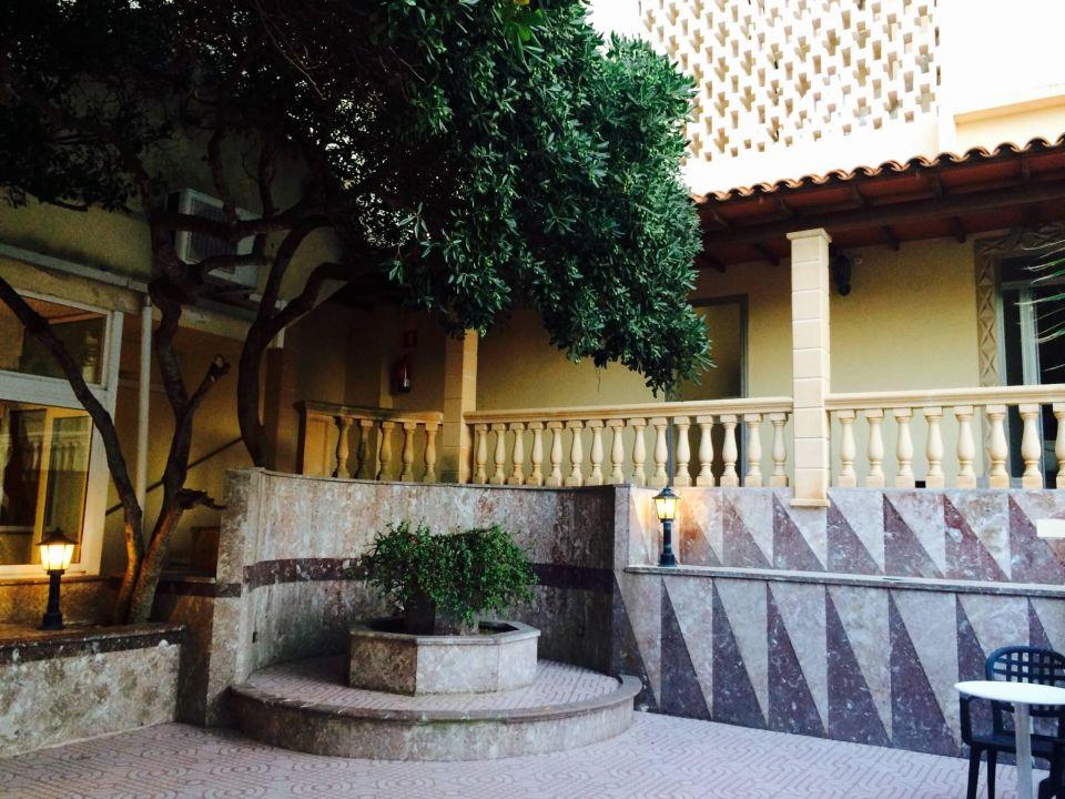 TERRAZA Hotel Estrella