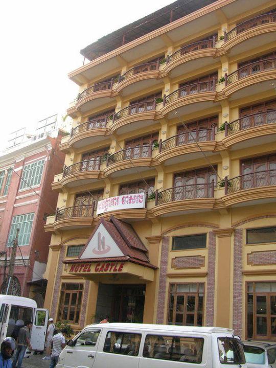 Außenansicht Hotel Ohana Phnom Penh Palace