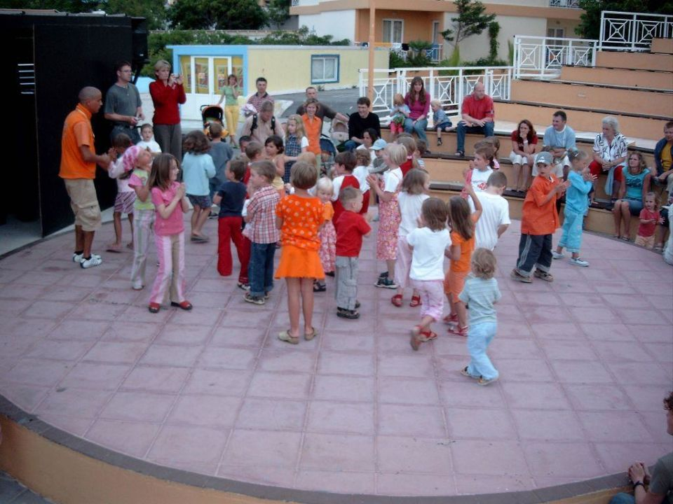 Kinderdisco Hotel Eri Beach & Village