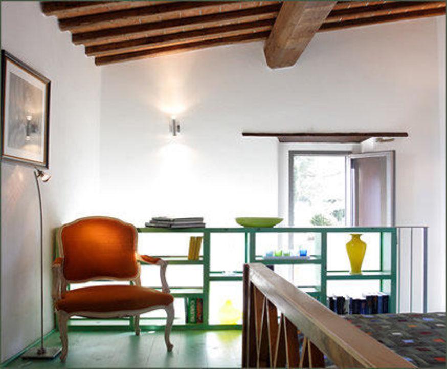 Apartment Pisa Schlafzimmer Podere Villole Toskana\