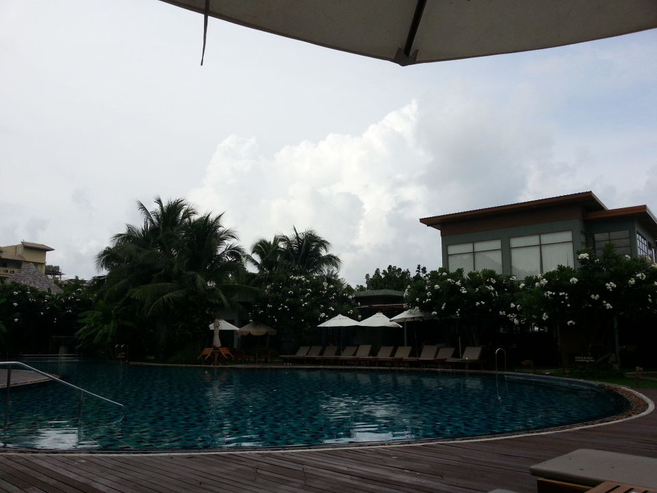 Hauptpool Metadee Resort & Villas