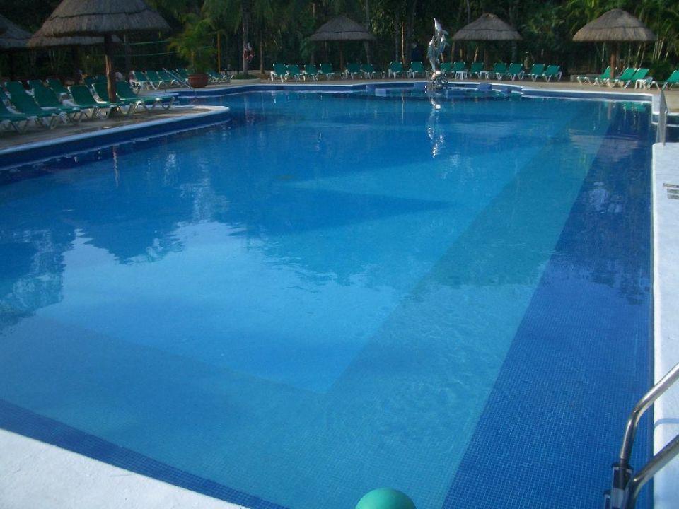 RIU Lupita - Pool Hotel Riu Lupita