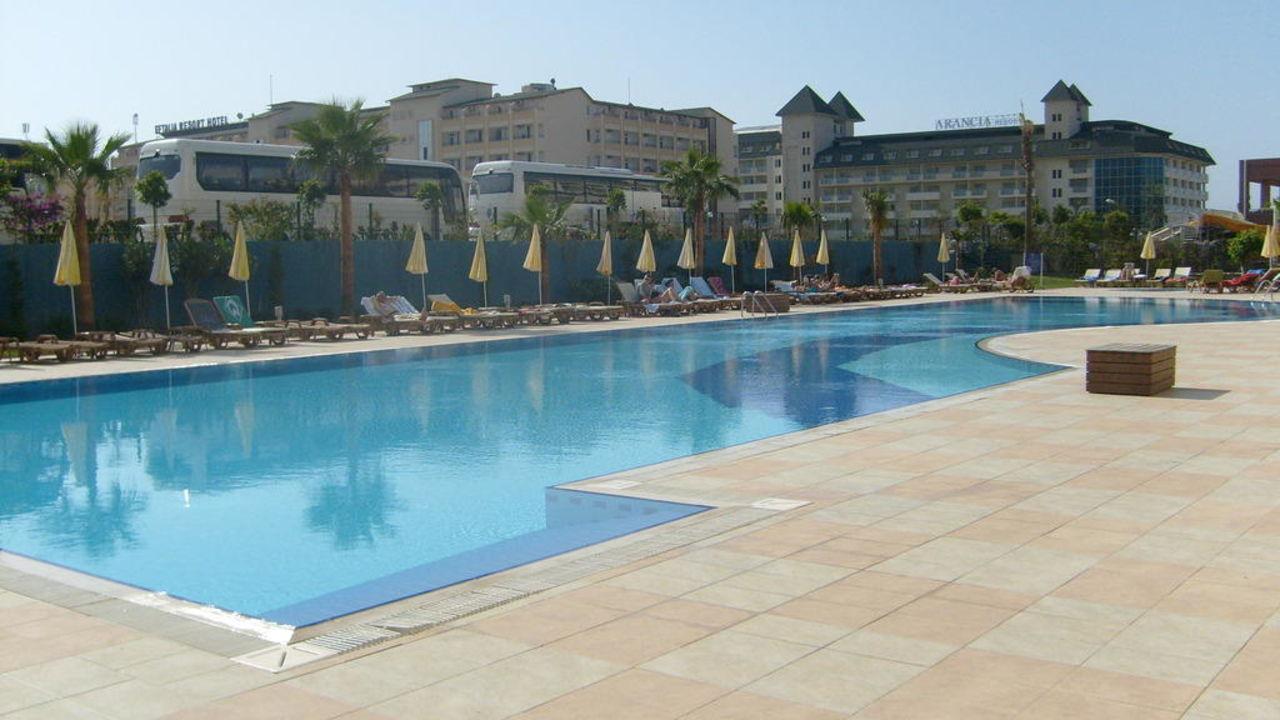 Pool von Hotel Titan Select Hotel Titan Select