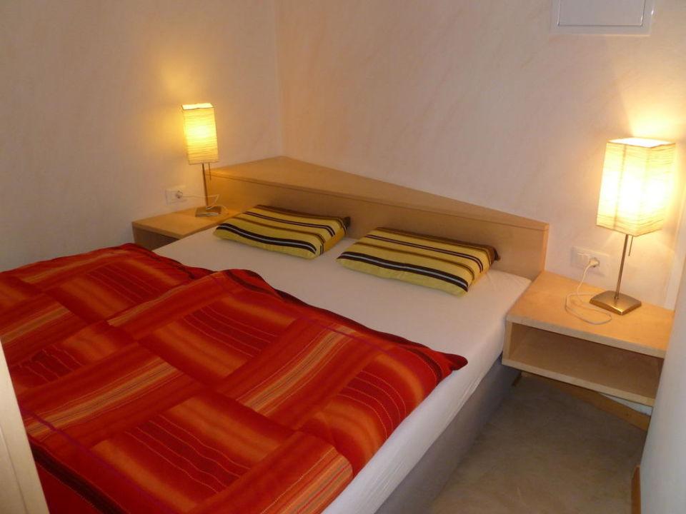 Schlafzimmer Ferienwohnung Alber Markus