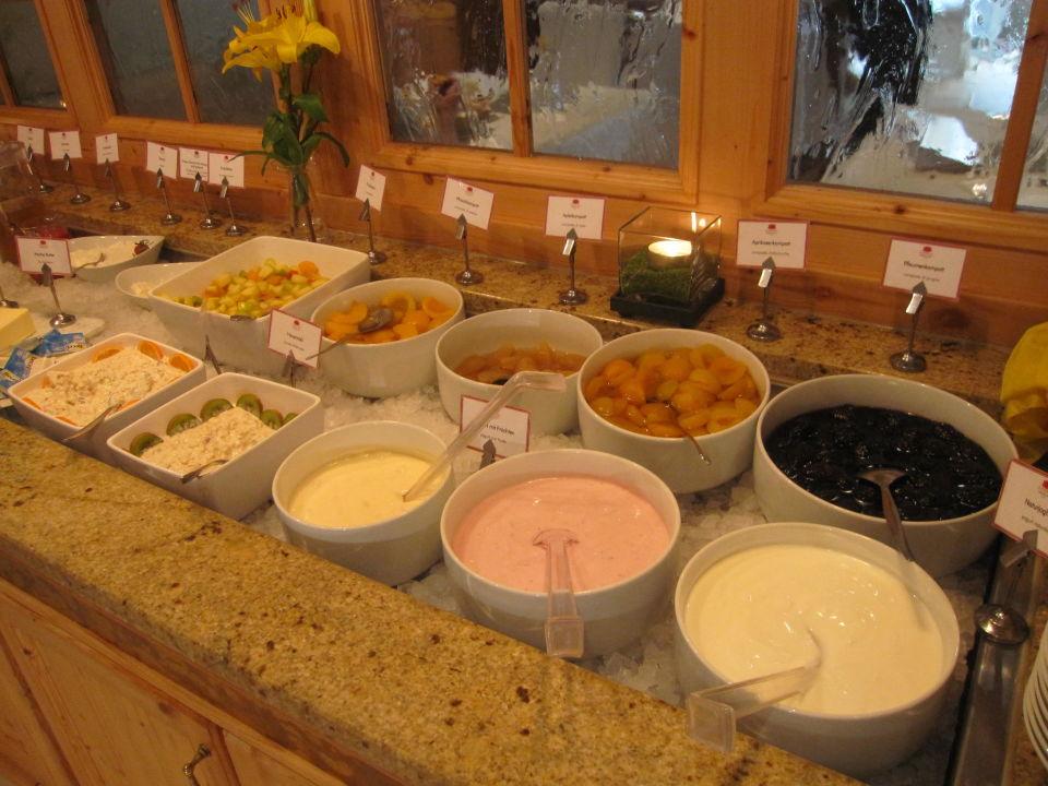 Das Wahnsinns-Frühstück DolceVita Hotel Preidlhof