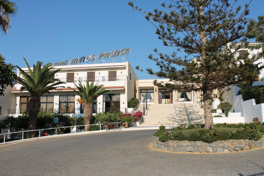Bilder Hotel King Minos Palace