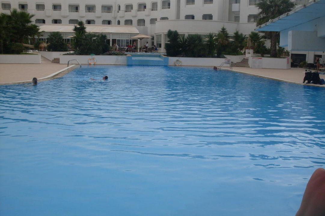 Pool Hotel Thalassa Mahdia