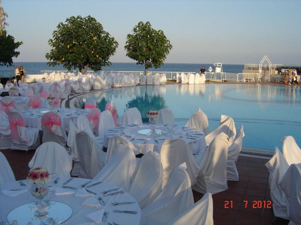 Es Wird Hochzeit Bald Da Salamis Bay Conti Famagusta