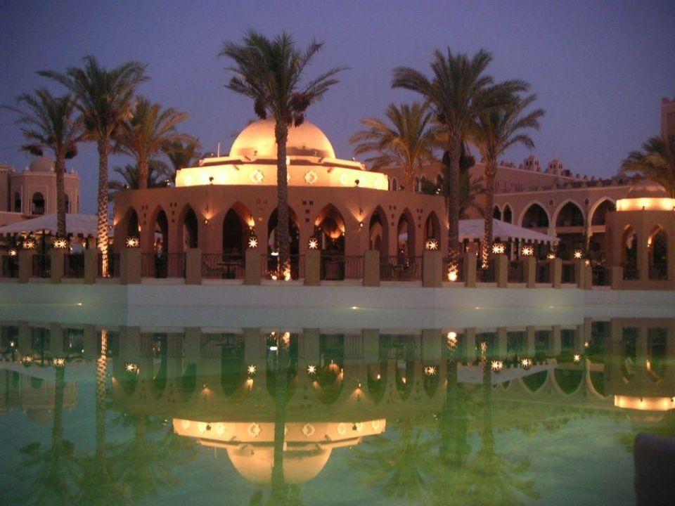 très romantique! Makadi Palace