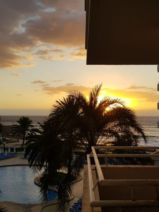 Ausblick Aparthotel Playa Dorada