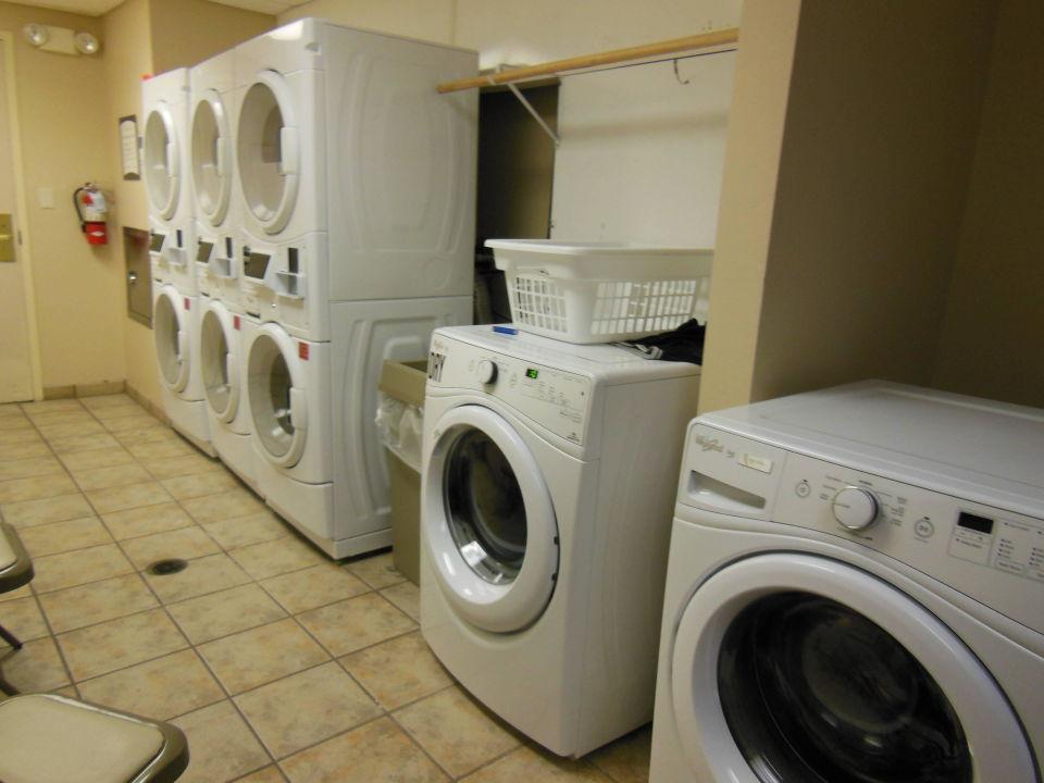 Waschmaschine Hotel Staybridge Suites in Naples