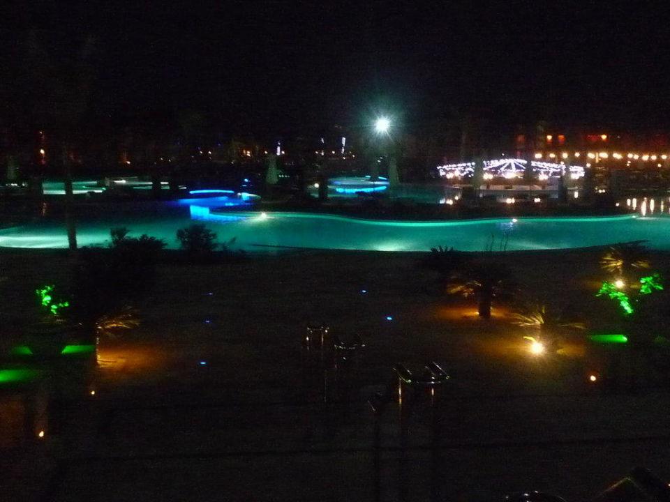 Anlage bei Nacht Jaz Grand Resta