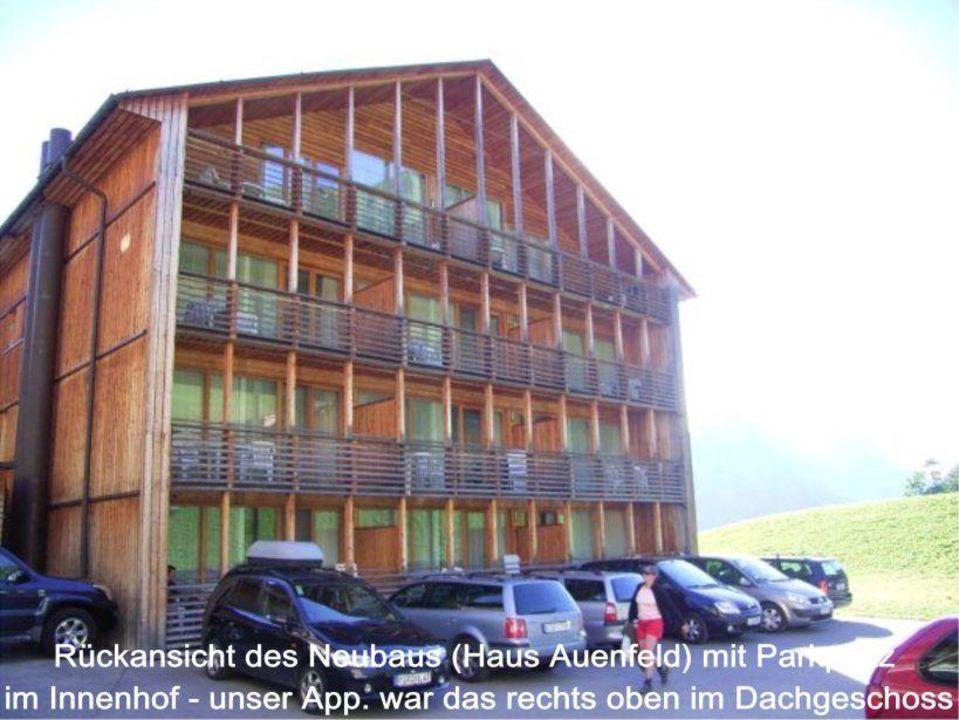 Rückseite Neubau Hotel Widderstein