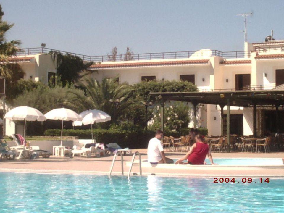 Pool Hotel King Minos Palace