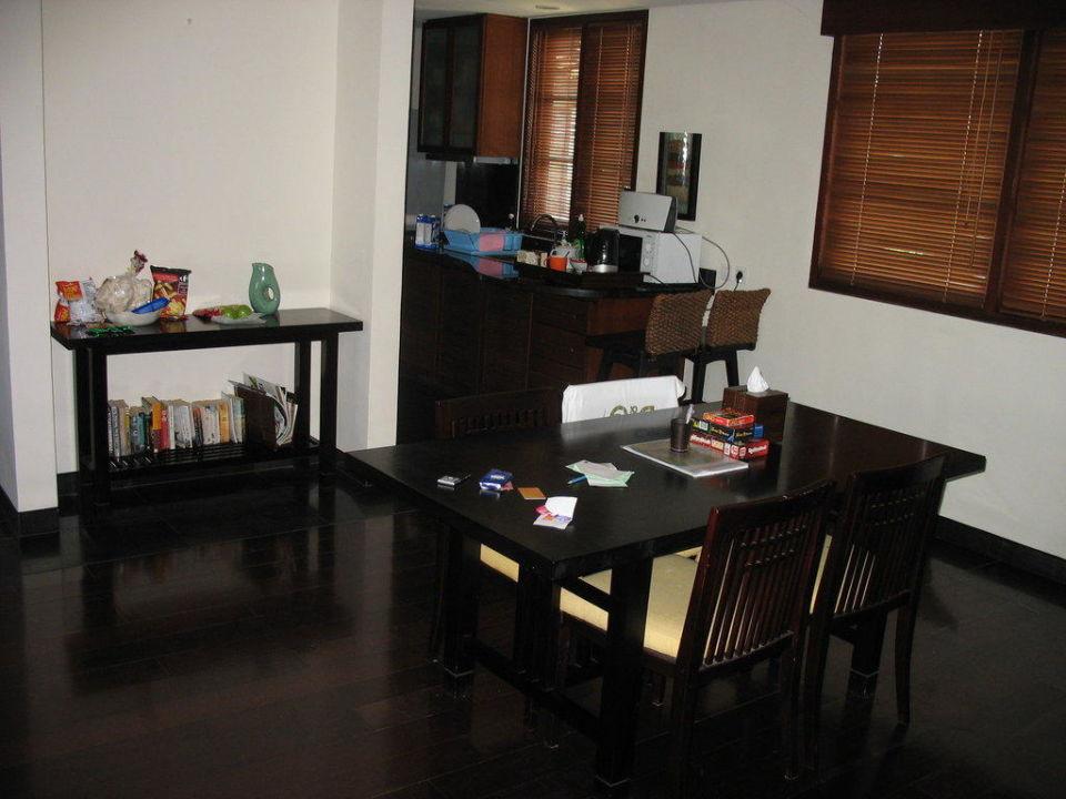 Essbereich und Küche Novotel Nusa Dua Bali Hotel & Residences
