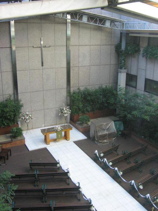 Die Kapelle KKR Hotel Tokyo