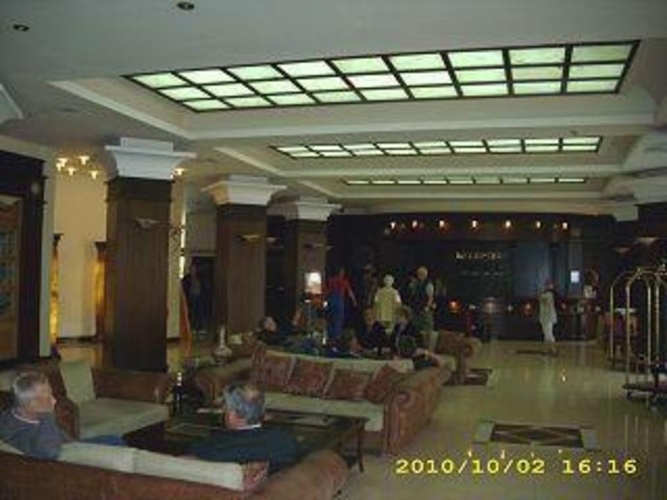 Die Rezeption Hotel Grifid Bolero