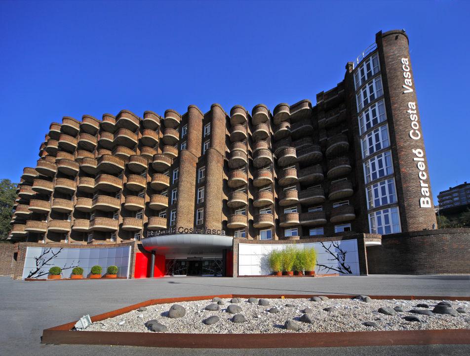 Außenansicht Barceló Costa Vasca