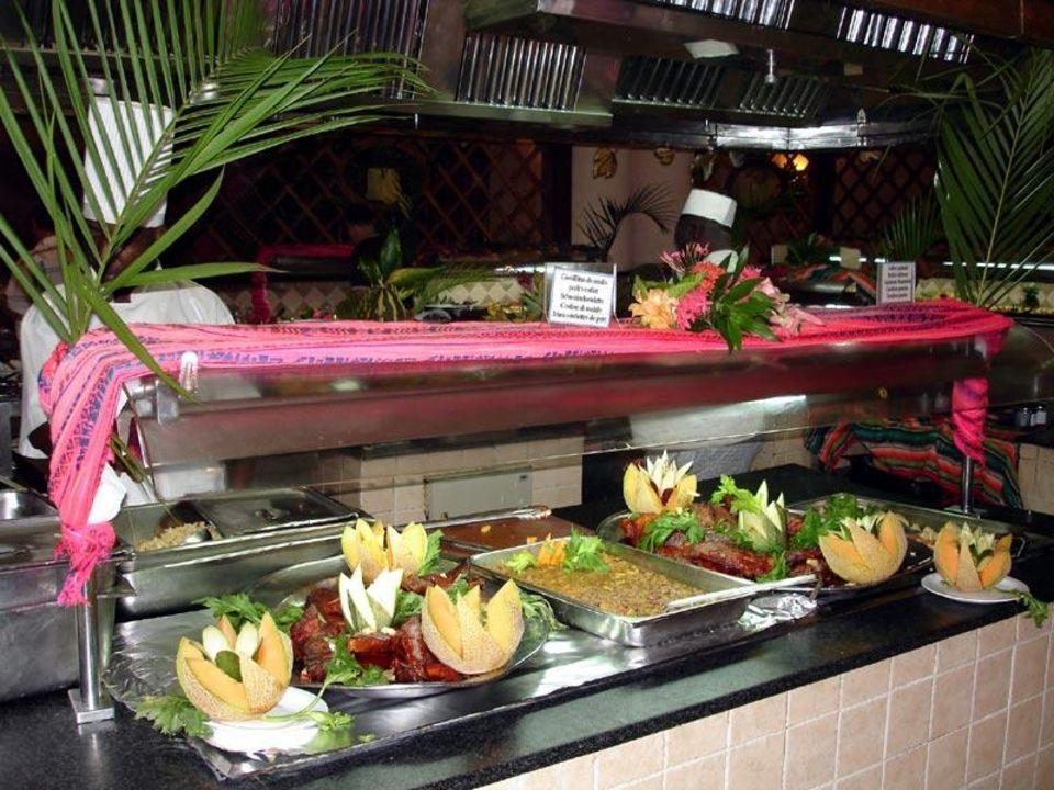 Hauptrestaurant Hotel Viva Wyndham Dominicus Palace