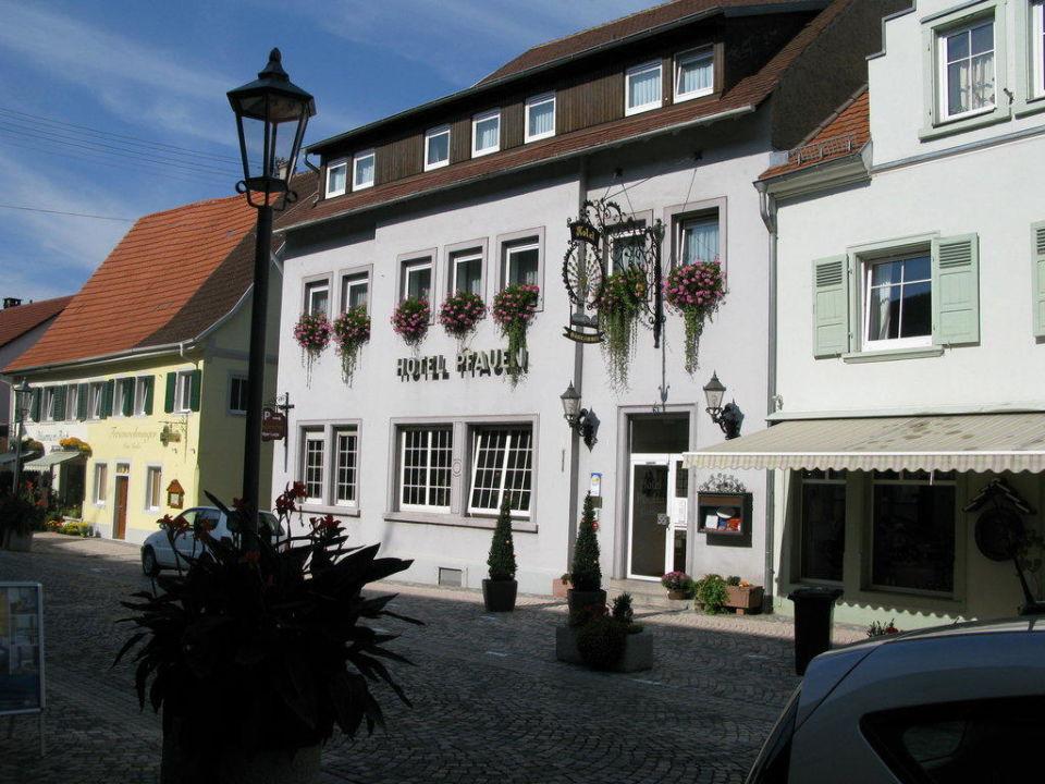 Hotel garni Pfauen in Endingen Hotel Garni Pfauen