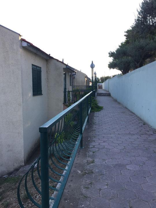 Außenansicht Belvedere Camping & Apartments