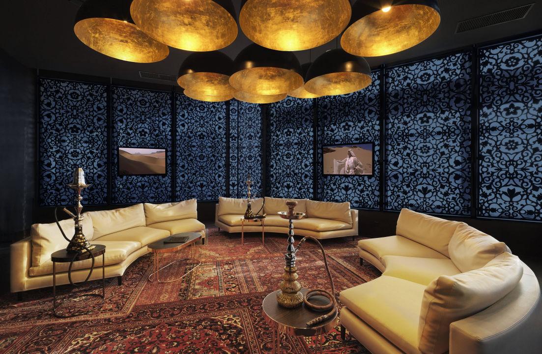 shisha lounge kameha grand z rich autograph collection. Black Bedroom Furniture Sets. Home Design Ideas